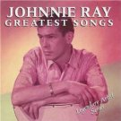 johnnie ray - greatest songs CD 1995 curb 10 tracks used mint
