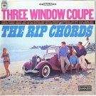 rip chords - three window coupe CD 1996 sundazed 15 tracks used mint