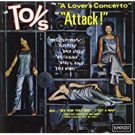 the toys - a lover's concerto + attack! CD 1994 sundazed 14 tracks used mint