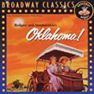 rodgers and hammerstein's Oklahoma! - original mivoe soundtrack CD angel capitol 12 tracks used mint