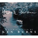 mark twain - original soundtrack recording for a film directed by ken burns CD 2001 sony new