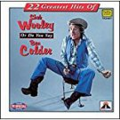 22 greatest hits of sheb wooley or do you say ben colder CD 1997 king tee vee 22 tracks used mint
