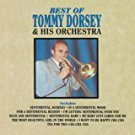 tommy dorsey & his orchestra - best of CD 1991 curb 10 tracks used mint
