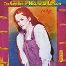 nicollette larson - very best of CD 1999 rhino 16 tracks used mint