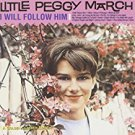 little peggy march - i will follow him CD 1997 BMG collectables 18 tracks used mint