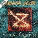 mekong delta - visions fugitives CD zardoz 2150058 new mixed & mastered 10 tracks used mint