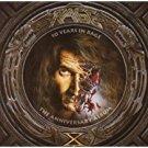 rage - 10 years in rage: anniversary album CD 1994 noise victor japan 11 tracks used mint
