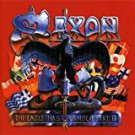 saxon - eagle has landed part II CD 2-discs 1996 virgin 2001 steamhammer spv 17 tracks used mint