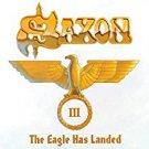 saxon - eagle has landed III CD 2-discs 2008 steamhammer icarus SPV 32 tracks used mint