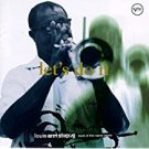 louis armstrong - let's do it: best of the verve years CD 2-discs 1995 polygram 34 tracks used mint