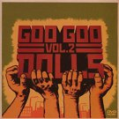 goo goo dolls - volume 2 CD + DVD 2008 warner used mint