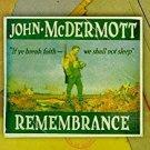 john mcdermott - remembrance Cd 1999 EMI angel 17 tracks used mint
