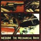 medium - mechanical bride CD 1997 crowdaddy usher music 16 tracks used