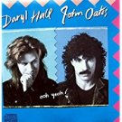 daryl hall + john oates - ooh yeah! CD 1988 arista 10 tracks used mint