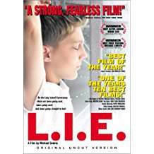 L.I.E. - original uncut version - paul dano DVD 2000 new yorker video 97 mins used mint