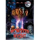 monster night - christian salazar + robert carradine DVD 2006 entertainment studio majestic used