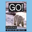 go! - existence: musings on the need to be CD epistrophy germany used mint