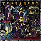 testament - live at the fillmore CD 1995 burnt offerings 17 tracks used mint
