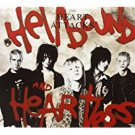 heart attacks - hellbound and heartless CD 2006 hell cat epitaph 12 tracks used