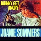 joanie sommers - johnny get angry CD 2001 collectors' choice 12 tracks used mint