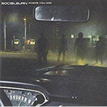 socialburn - where you are CD 2003 elektra 12 tracks used mint