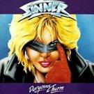 sinner - dangerous charm CD 1987 2008 noise 10 tracks used mint