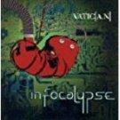 vatic[a.n] - infocalypse CD 1994 vaticom used mint