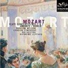 mozart flute concertos nos 1&2 - ransom wilson + LSO + raymond leppard CD 2001 seraphim new