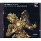 delalande - te deum / super flumina babilonis / confitebor tibi domine CD 1991 harmonia mundi mint