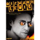 richard lewis - concerts from hell the vintage years DVD 2-discsimage 160 mins used mint