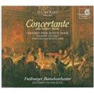 mozart concertante alla harpa e flauto sym no 31 paris - freiburger barockorchester CD 2006 mint