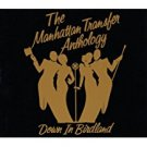 manhattan transfer anthology - down in birdland CD 2-discs 1992 atlantic used mint