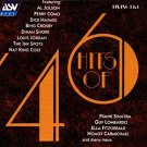 hits of 46 - Original Mono recordings from 1946 - various artists CD 1997 ASV living era used mint