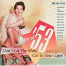 hits of 53 - don't let the stars get in your eyes CD 2004 sanctuary living era 28 tracks used mint