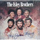 isley brothers - it's your thing CD 1991 sony 10 tracks used mint A22187