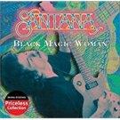 santana - black magic woman CD 2002 collectables 10 tracks used mint