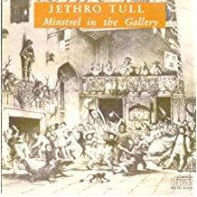 jethro tull - minstrel in the gallery CD 1975 chrysalis 7 tracks used mint