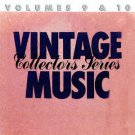 vintage music collectors series volumes 9 & 10 - various artists CD 1986 MCA BMG Direct 20 tracks
