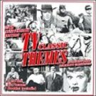TV classic themes - 25th anniversary edition CD 2-discs breakable records 84 tracks used mint