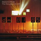 depeche mode - singles 81 > 85 CD 1998 reprise mute 17 tracks used mint