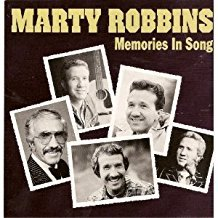 marty robbins - memories in song CD 1994 sony special products 18 tracks used mint