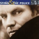sting & the police - very best of CD 1997 A&M BMG Direct 15 tracks used mint