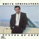 bruce springsteen - tunnel of love CD 1987 columboa used mint