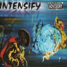 intensify - something new CD ep sbe records 4 tracks used mint