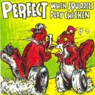pwefwct - when squirrels play chicken CD 1996 restless 5 tracks used mint