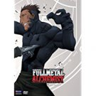 fullmetal alchemist volume 9 pain and lust - episodes 33 - 36 DVD 2004 funimation used mint