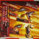 judas priest - firepower Double Vinyl LP Limited Edition Red 180 gram 2018 sony new