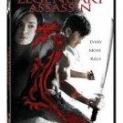 legendary assassin - wu jing + celina jade DVD 2006 lionsgate widescreen R 89 mins used mint