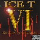 ice T - return of the real CD 1996 virgin priority 21 tracks used mint