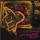 liquid hips - fool injection CD enemy production germany 10 tracks used mint